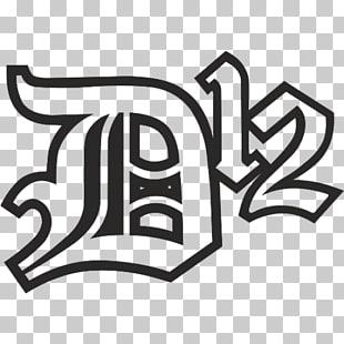 D12 Logo Hip hop music Rapper, Shady Xv PNG clipart.