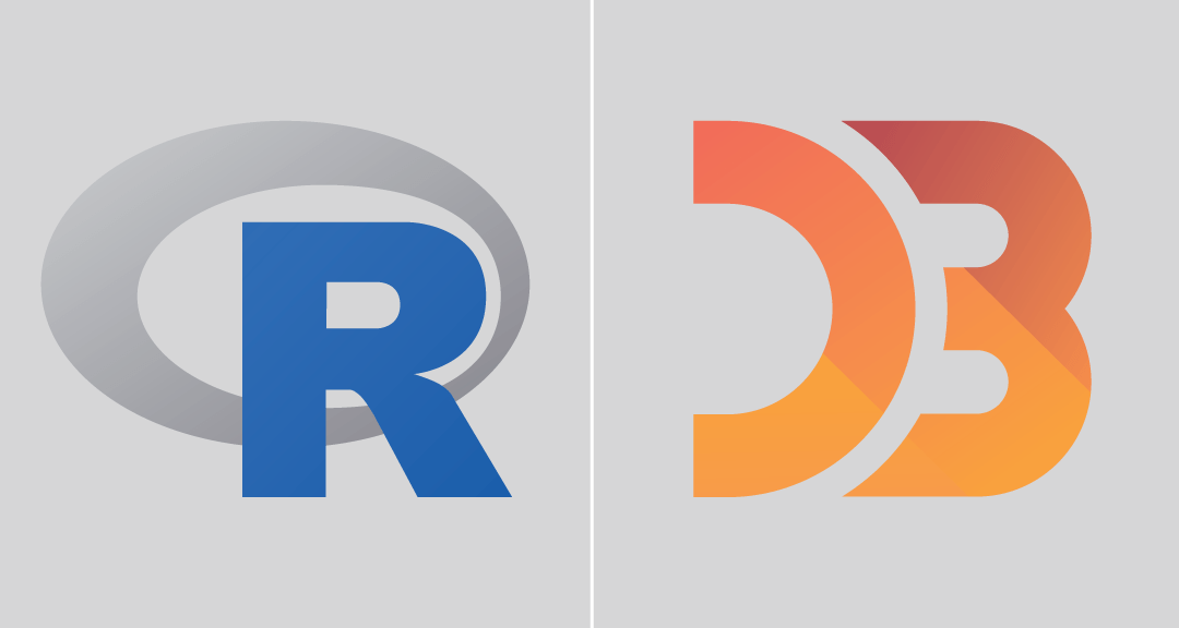 Learning R Versus d3.js for Visualization.