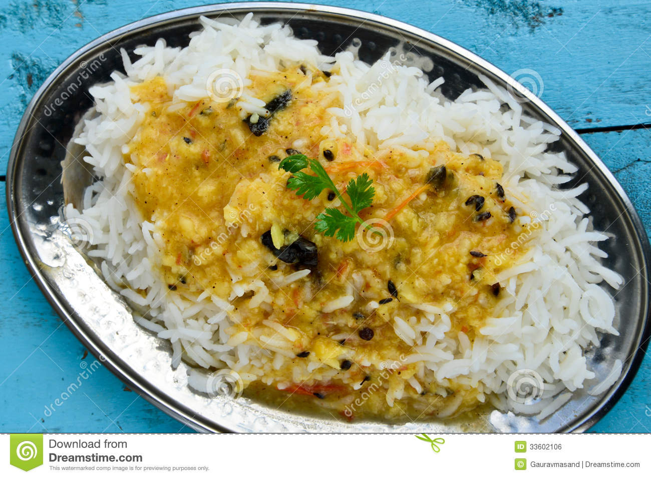 Rice Dal Stock Photos, Images, & Pictures.