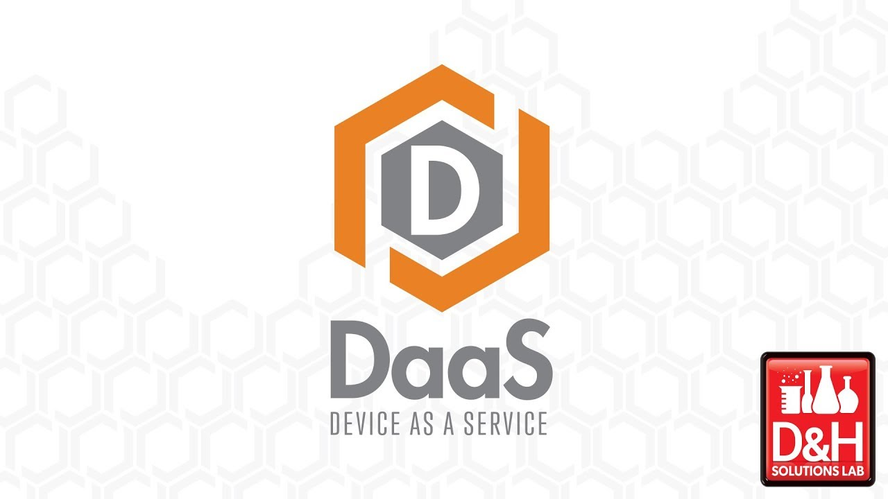 Device as a Service D&H Solutions Lab Webcast.