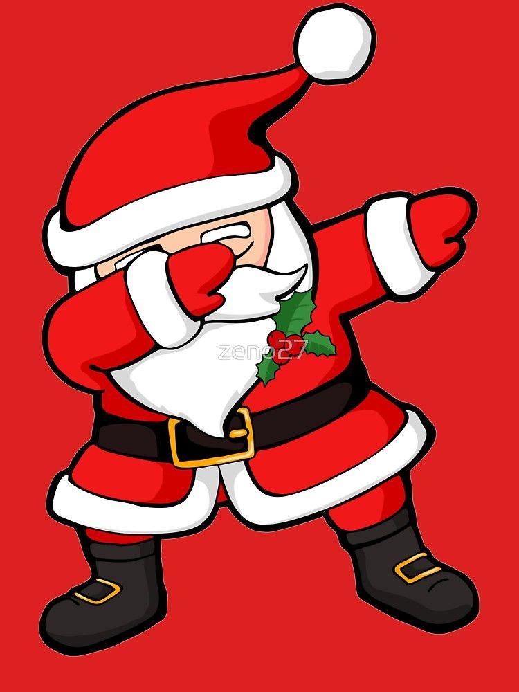 Dabbing Santa T Shirt: Is This Still a Go To Move?.