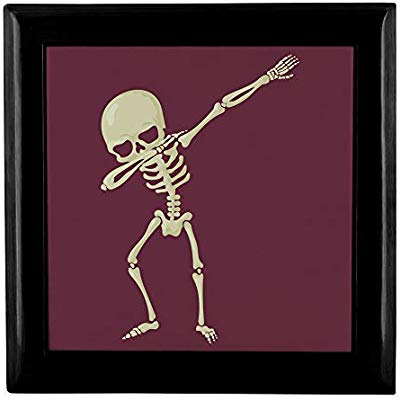 Amazon.com: Weezag Dabbing Skeleton Halloween Costume Small.