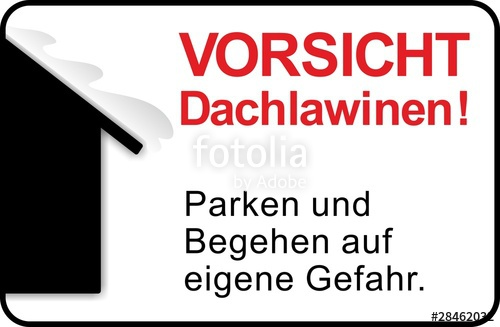 """Dachlawine 2"""" Stock image and royalty."""