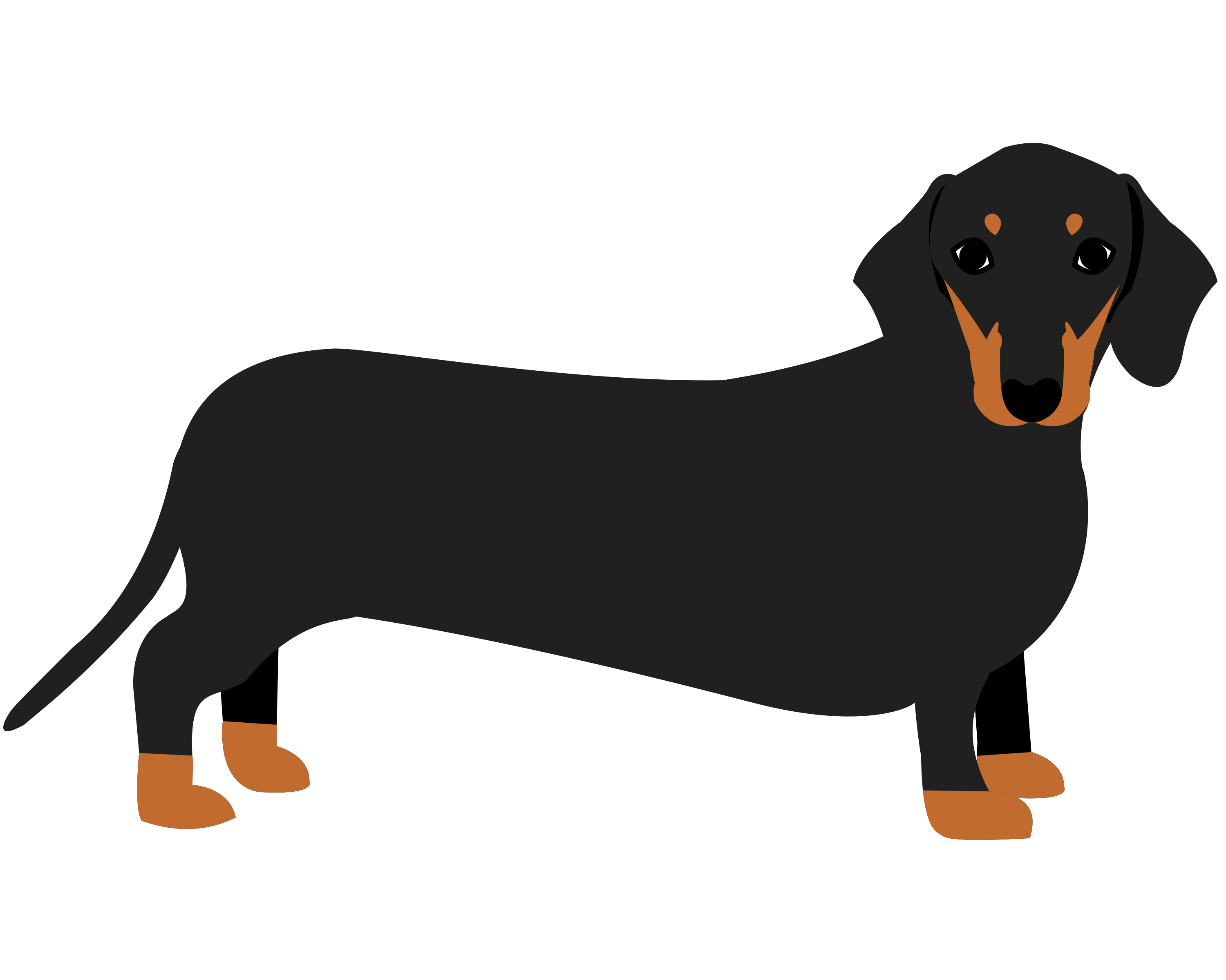 14 cliparts for free. Download Dachshund clipart sausage dog and use.
