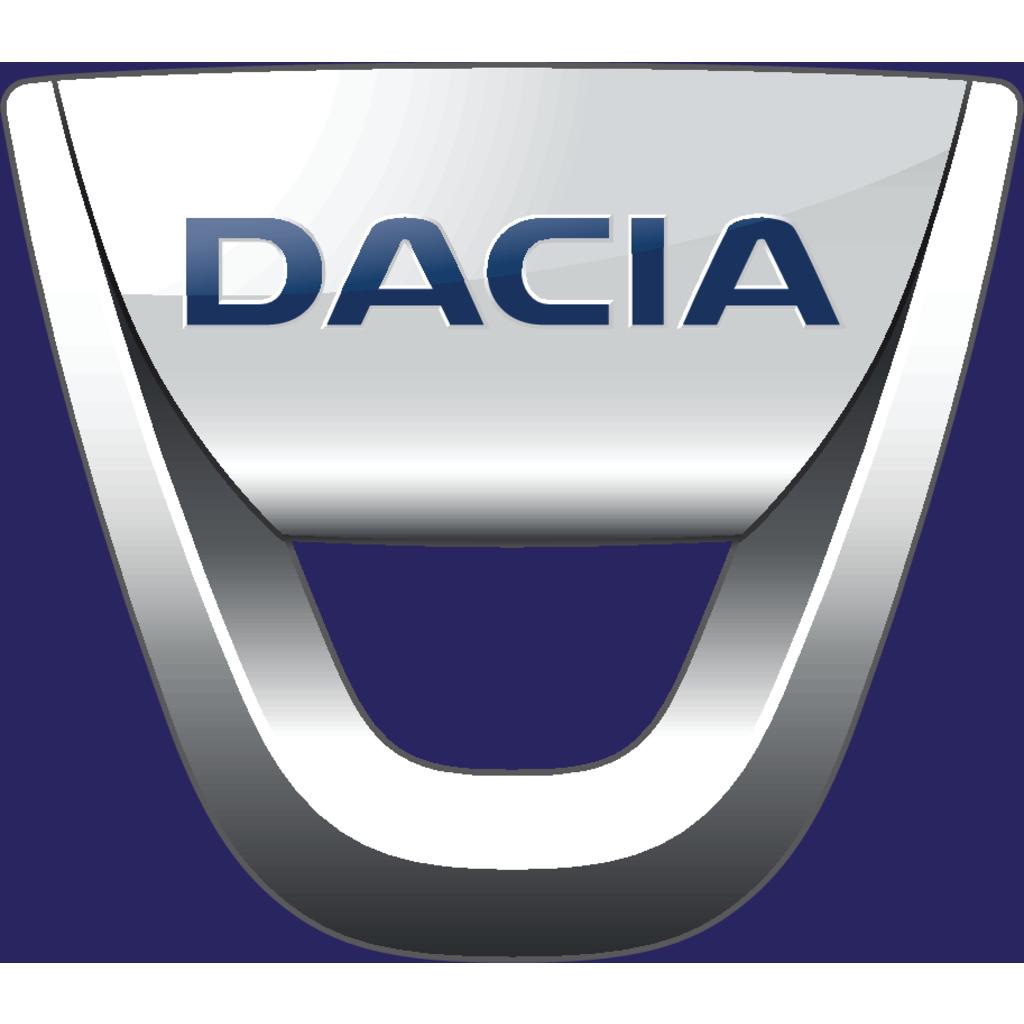 Dacia logo, Vector Logo of Dacia brand free download (eps.