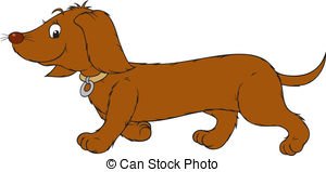 Dachshunds Illustrations and Clipart. 1,722 Dachshunds royalty.