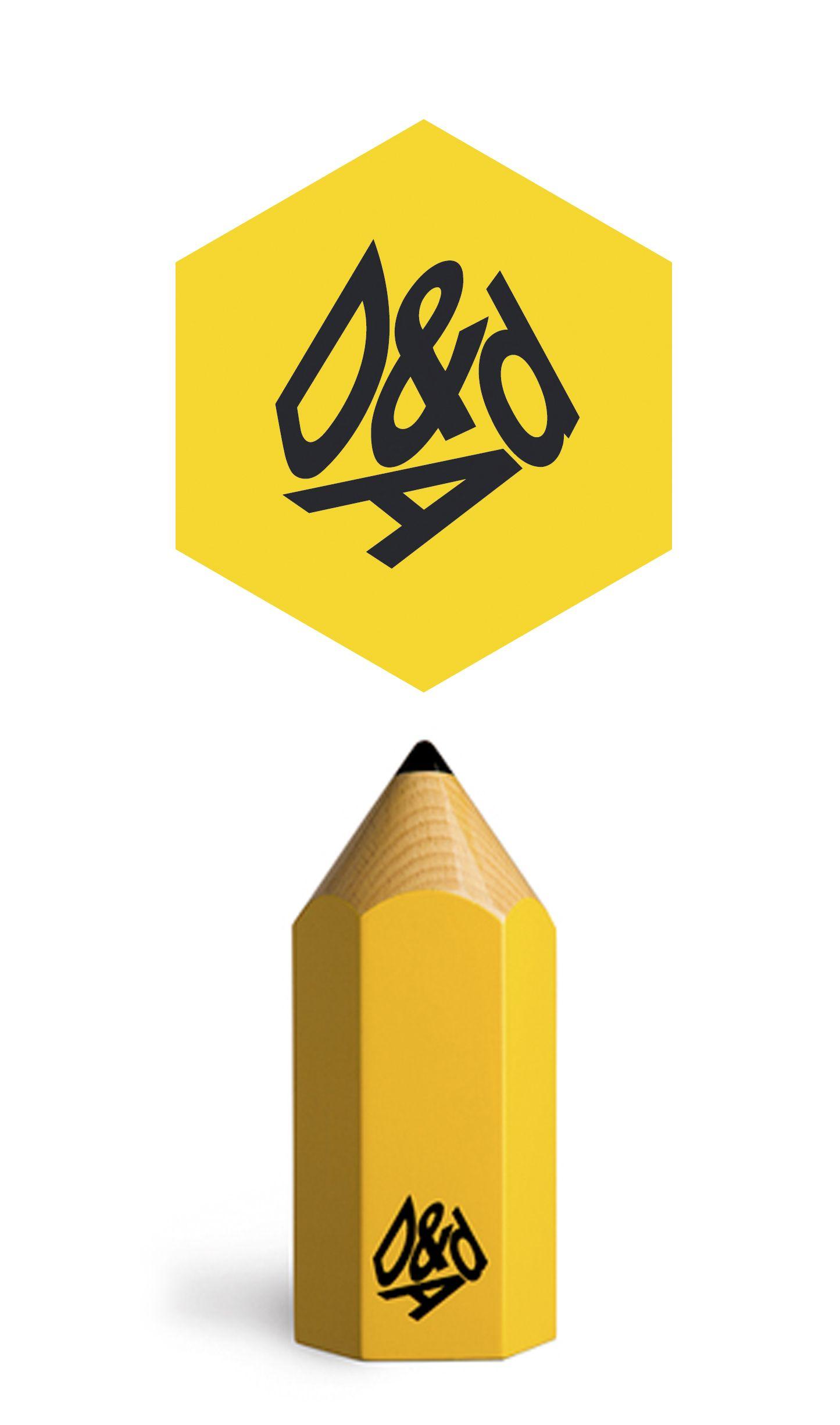 The D&AD (Design & Art Direction) Awards use a hexagon shape as.