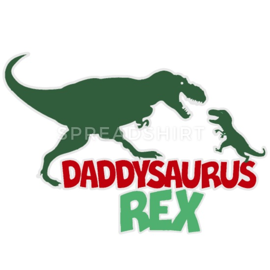 Daddysaurus Rex Coffee/Tea Mug.