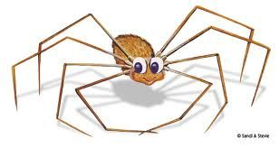 Daddy Longlegs, A Blast From The Past,.