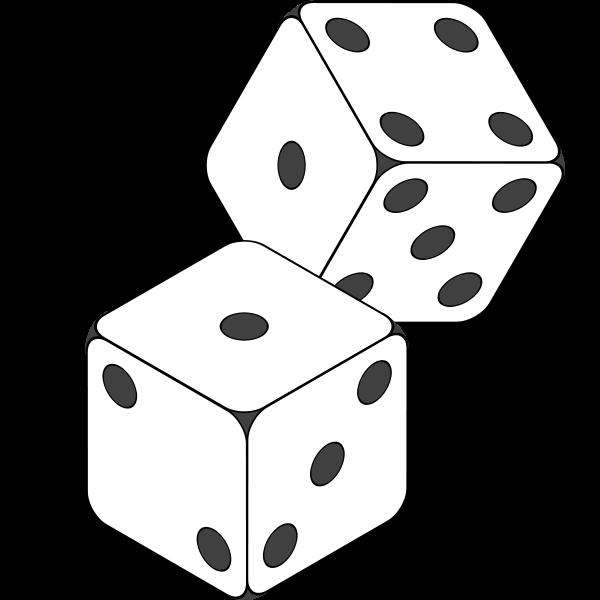 clipart dice #20