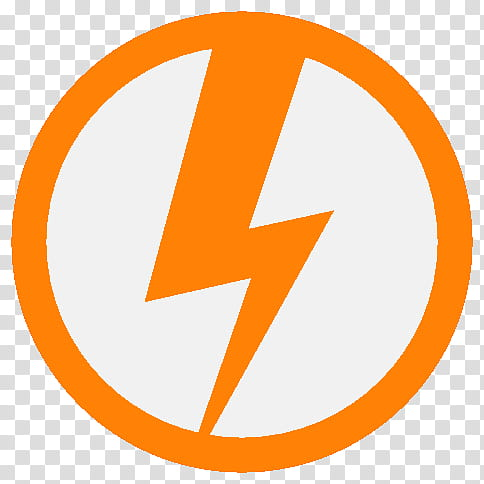 FlatFiles DAEMON Tools iso, DC Flash logo transparent.