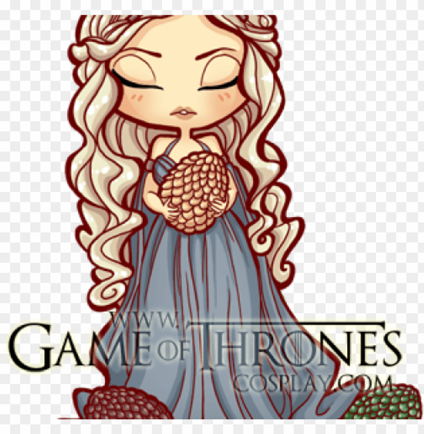ame of thrones clipart daenerys targaryen.