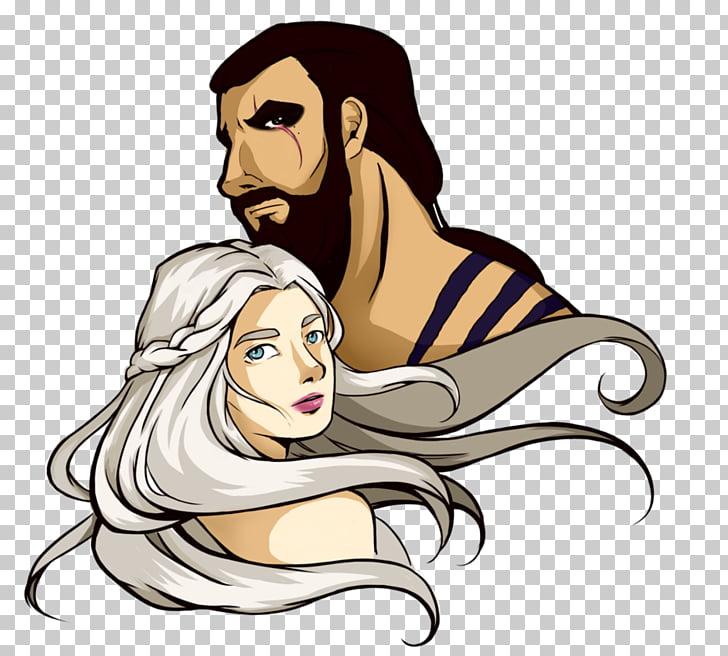Khal Drogo Daenerys Targaryen Drawing Game of Thrones, Game.