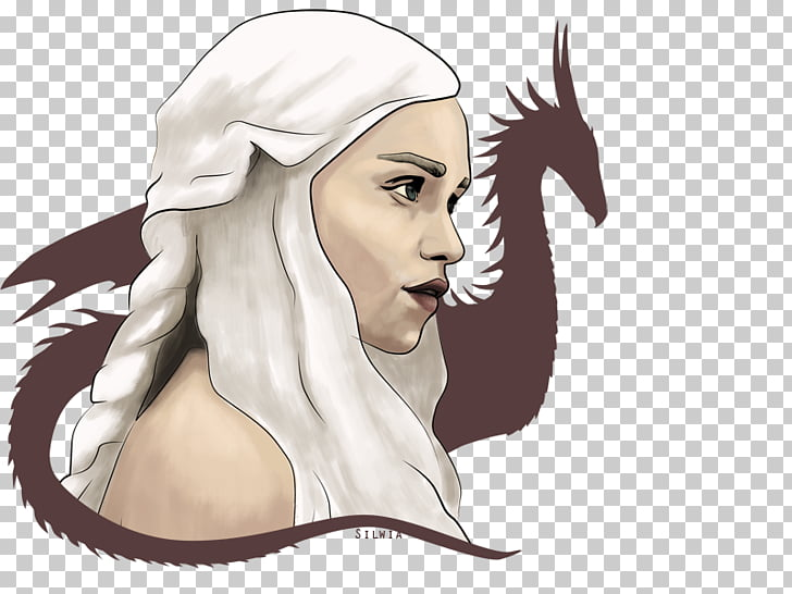Daenerys Targaryen Nose Legendary creature Cartoon.