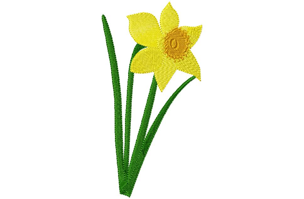 Daffodil Clip Art & Daffodil Clip Art Clip Art Images.