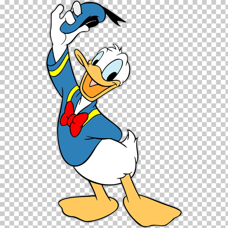 Donald Duck Mickey Mouse Daffy Duck , donald duck PNG.