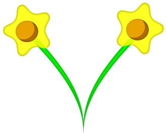 Free Daffodil Clipart.