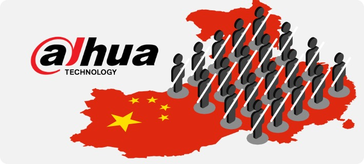 Dahua China Significant Job Cuts.