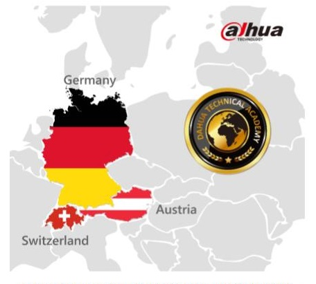 Dahua Academy launches in DACH area.