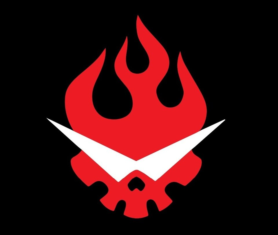 Team Dai Gurren Lagann Themed Simone & Kamina Logo Pull Over Anime Manga  T.