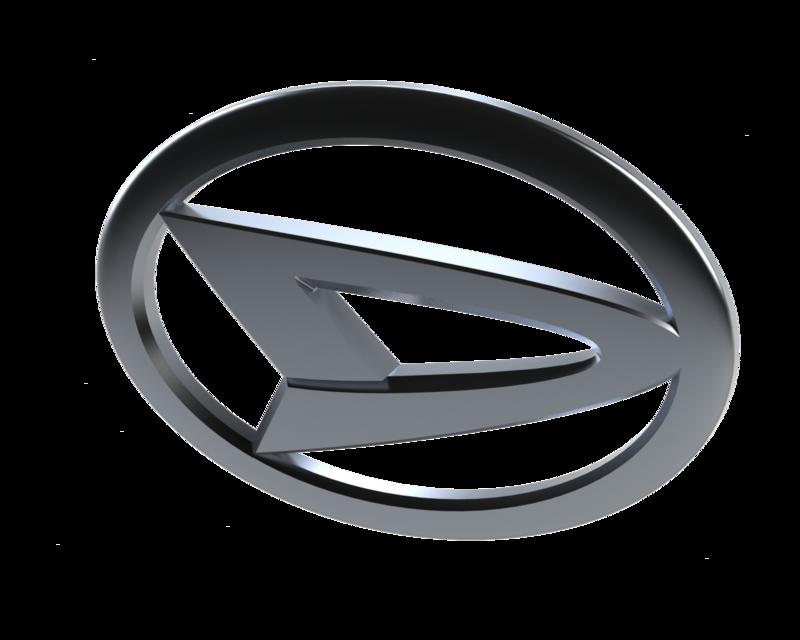Daihatsu Logo.