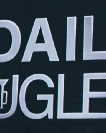 The Daily Bugle.