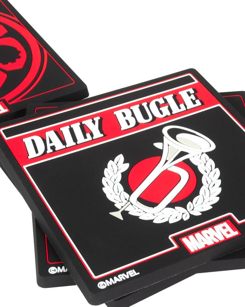 Official Marvel Coasters Set (4 Pack).