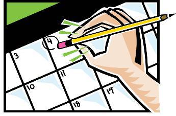 Daily calendar clip art dromfie top.