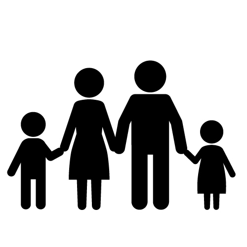 Family Daily Life Clip Art Free #GroDL0.