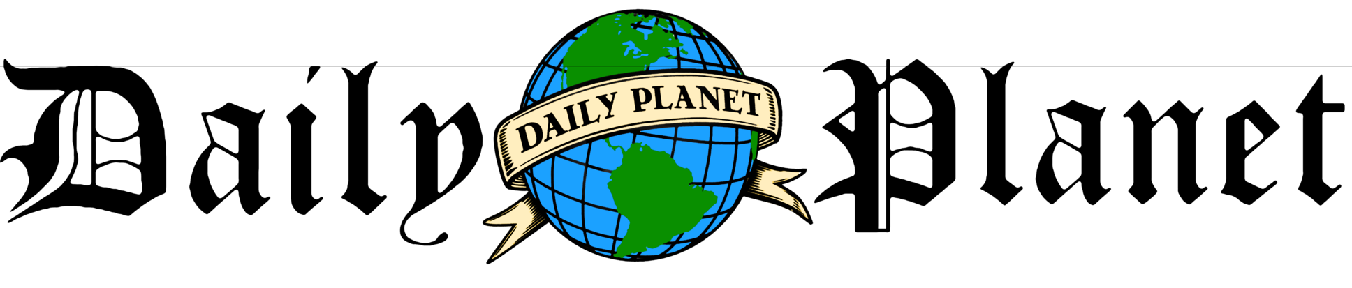 Daily Planet Logo by NoahLC on DeviantArt.