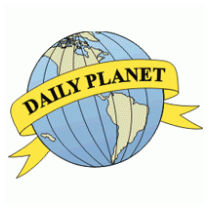 Daily Planet Clipart.