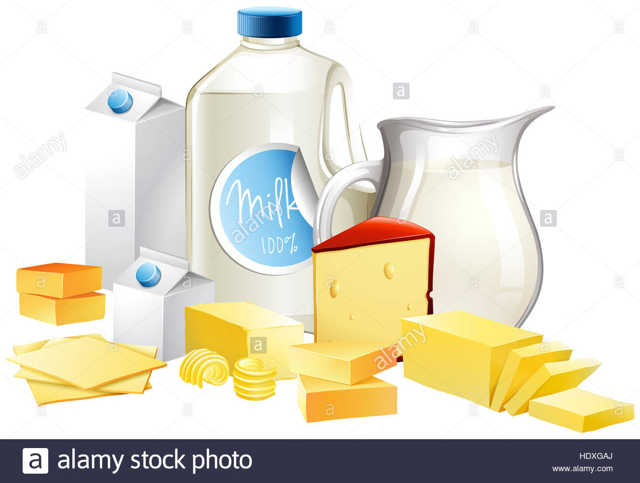 Clipart Dairy Stock Photos & Clipart Dairy Stock Images.