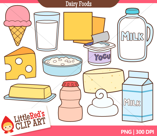Dairy products clipart 20 free Cliparts   Download images ...
