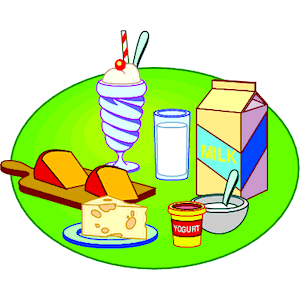 Dairy Clipart.