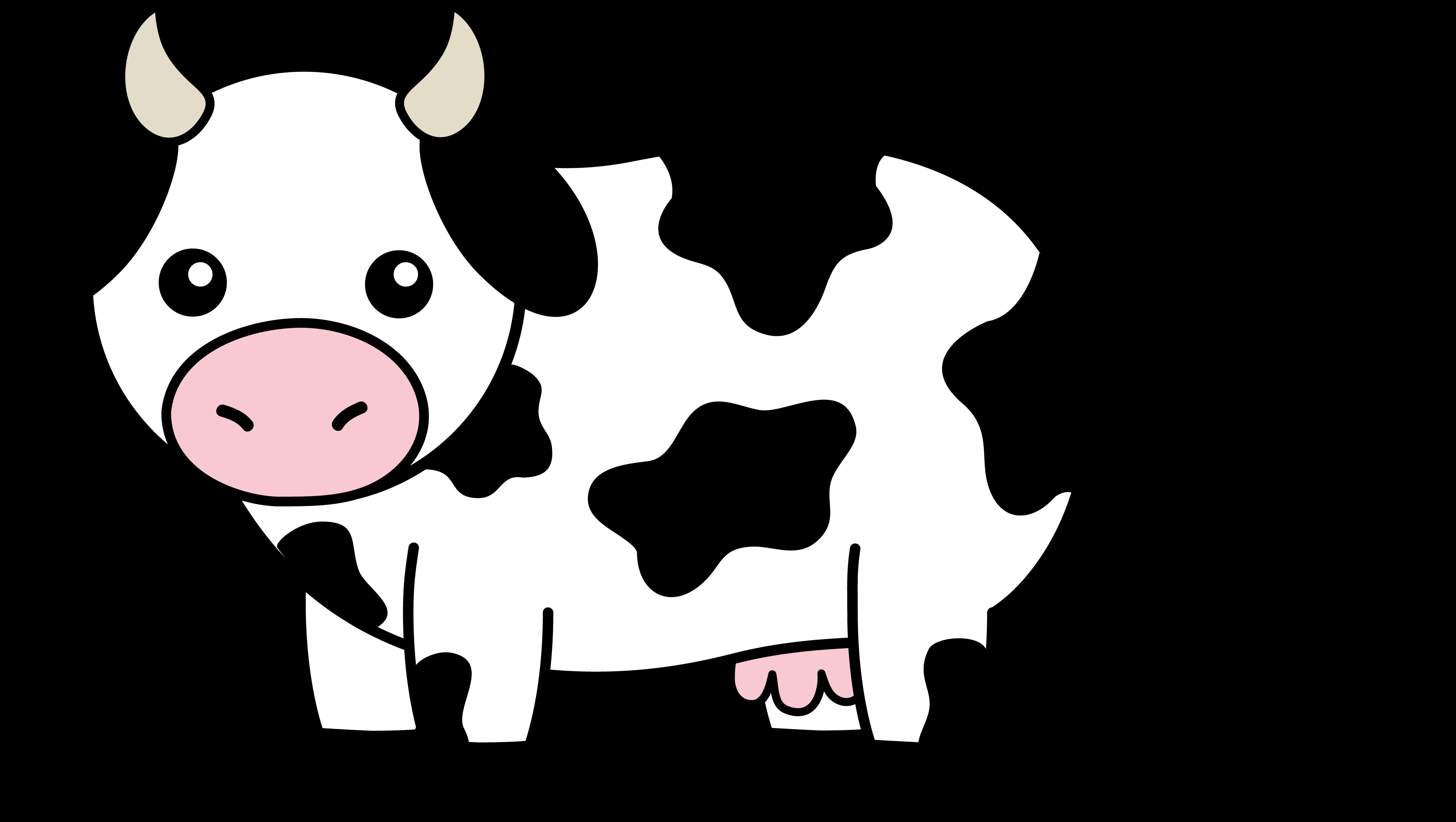 Cow clipart images.