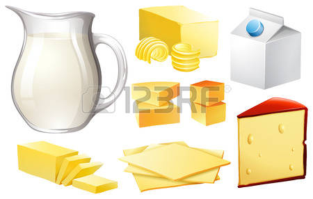 19,756 Dairy Products Cliparts, Stock Vector And Royalty Free.