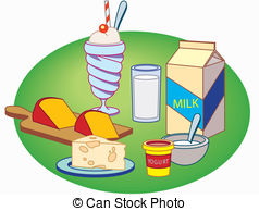 Dairy products clipart - Clipground