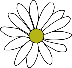 Free daisy clipart images.