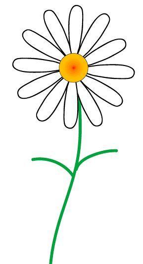 Daisy Clip Art.