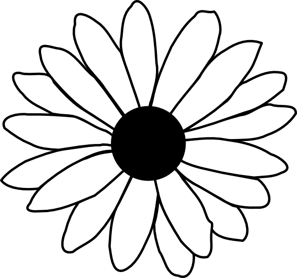 Free Daisy Flower Cliparts, Download Free Clip Art, Free.