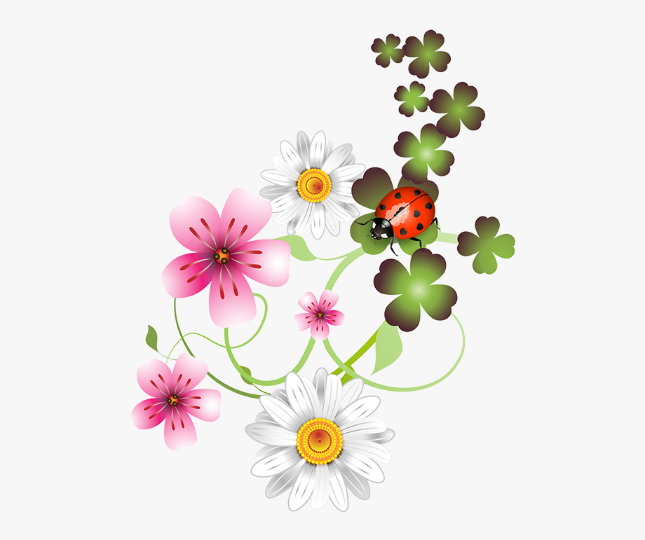 Daisy Clipart Flower Power.