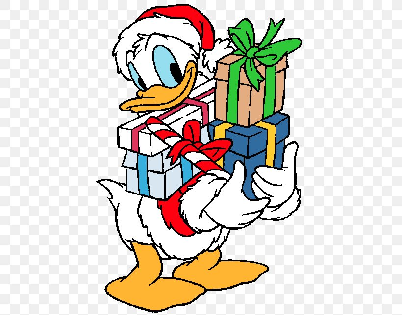 Donald Duck Mickey Mouse Goofy Daisy Duck Christmas Day, PNG.