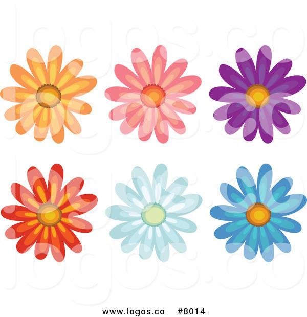 Free Daisy Flower Clip Art.