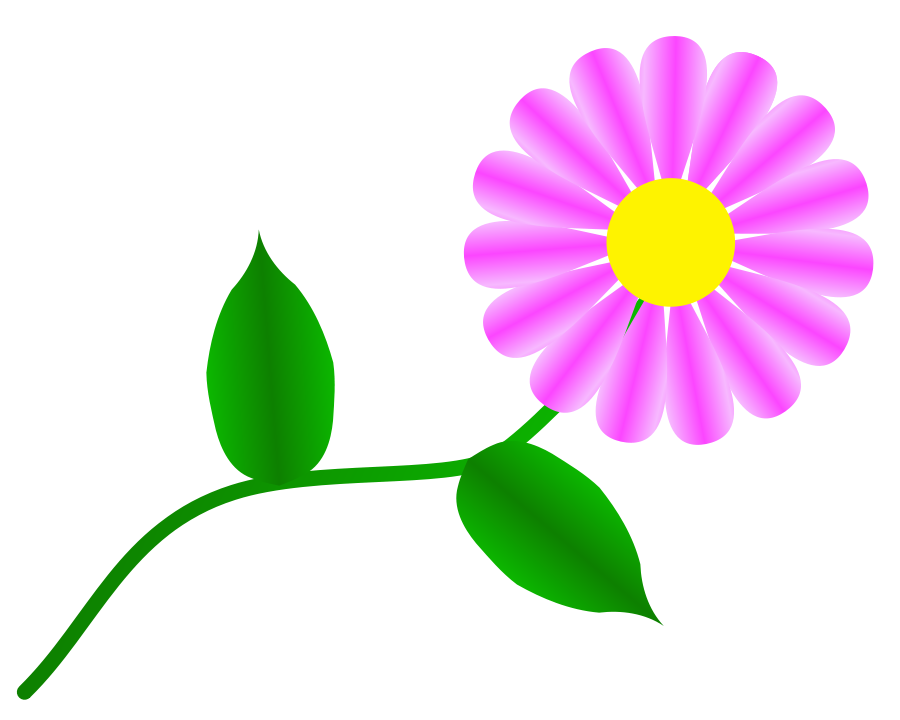 Daisy flower clip art free vector for download about clipartix.