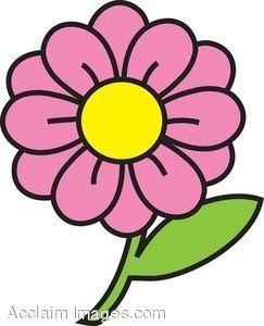 Daisy flower clipart free 3 » Clipart Portal.