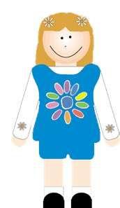 Daisy Girl Scout Clip Art.