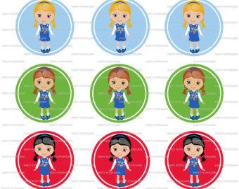 Daisy Girl Scout Clip Art & Daisy Girl Scout Clip Art Clip Art.