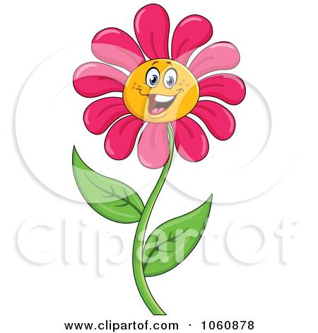 daisy flower clipart #3.