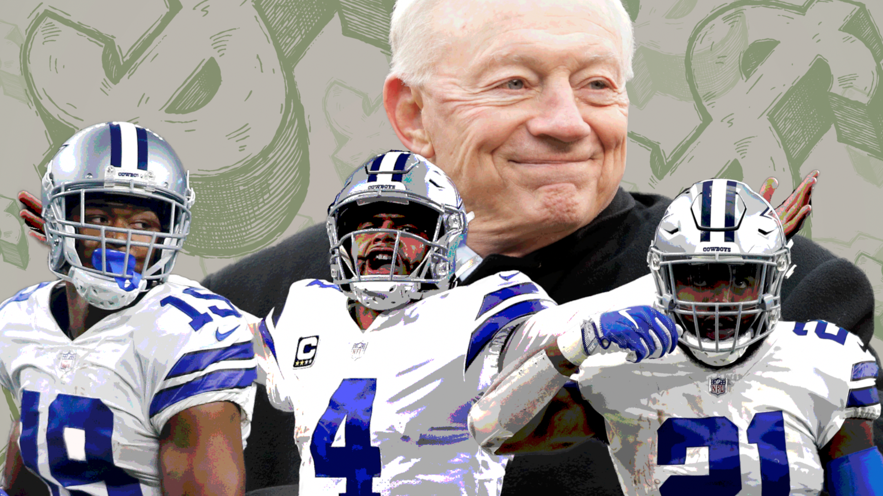 Dak Prescott thinks the Cowboys can keep (and pay) everyone.