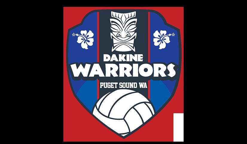 Dakine Warriors Volleyball Club.
